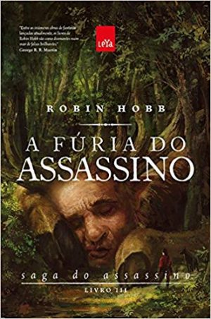 A fúria do assassino – Saga do Assassino – Livro III